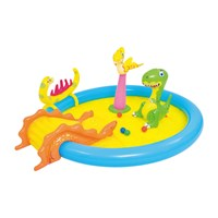 Sun Club 2M Dinosaur Play Pool with Water Spray