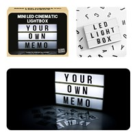 A6 LED LightBox - Cinematic - Battery Powered