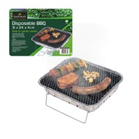 Disposable BBQ - 450g Standard Size
