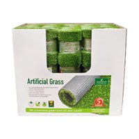 FOC - Pallet Display Box - Art Grass