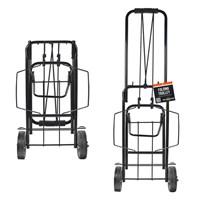 Heavy Duty Steel Kit Trolley With Elastic Straps