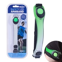 LED Adjustable Arm Band - Fits Most Adults
