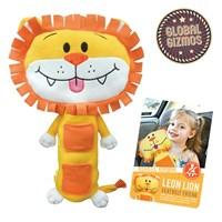 Leon Lion Seatbelt Friend