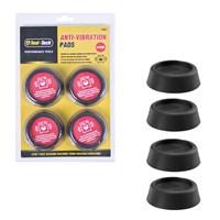 Set of 4 Anti-Vibration Pads