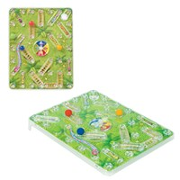 Snakes & Ladders Travel Game