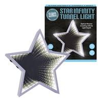 Star Infinity Mirror Light