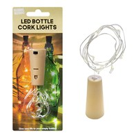 Wine Bottle Decorative Light Chain
