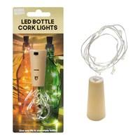 Wine Bottle Decorative Light Chain