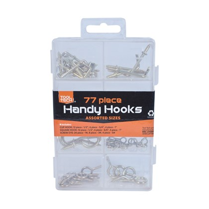 Assorted Size Hooks