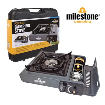Portable Gas Stove-Full Safety Standard Certified