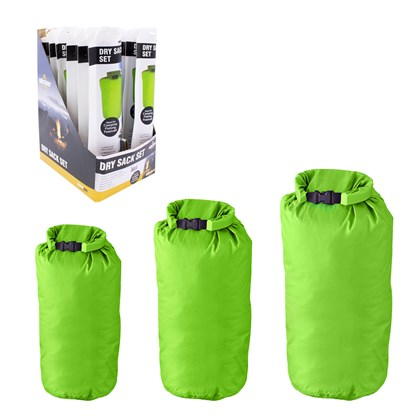 Set of 3 Dry Sacks