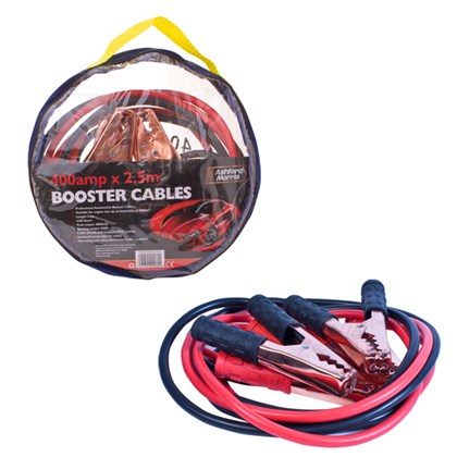 400 Amp 2.5M Booster Cable