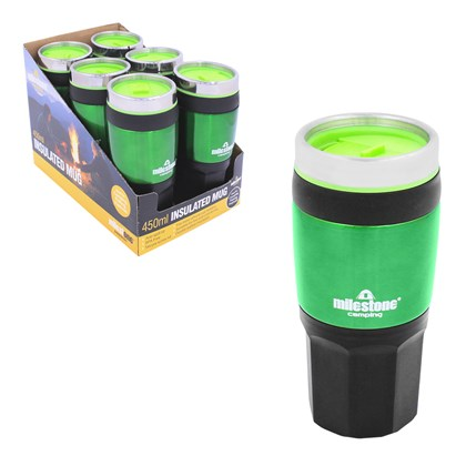 450ml Insulated Mug - BPA Free