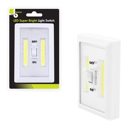 LED Super Bright Light Switch