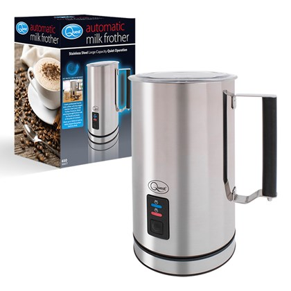 Electric Stainless Steel Milk Frother