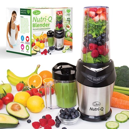 Nutri-Q Blender Set