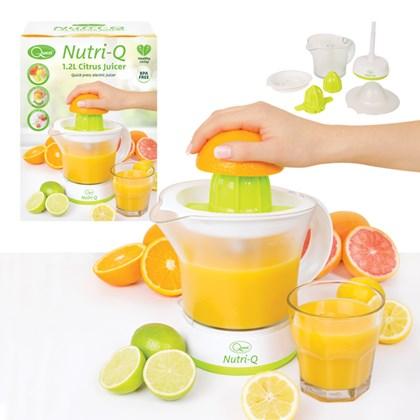 Nutri-Q Electric Citrus Fruit Juicer