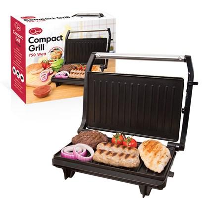 2-Slice Compact Press & Grill