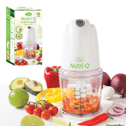 Nutri-Q Turbo Food Chopper