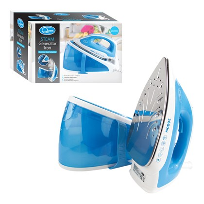 Steam Generator Iron 2600W - Blue