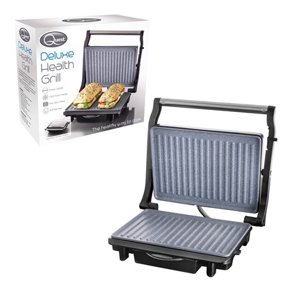 Marble Coated Health Grill & Panini Press