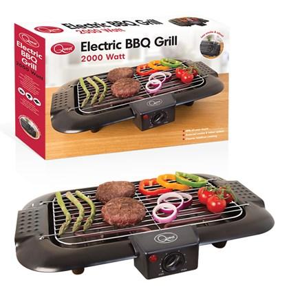 Electric BBQ Grill - 2000W