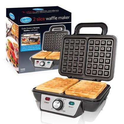 2-Slice Waffle Maker