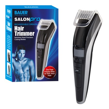 Bauer Rechargeable Hair Trimmer