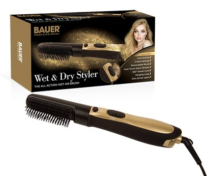 Bauer Wet & Dry Styler