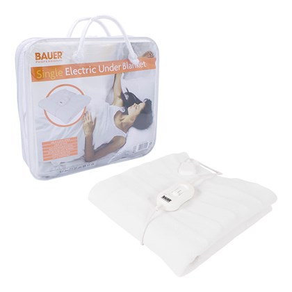 Bauer Electric Under Blanket Single - 60x120cm