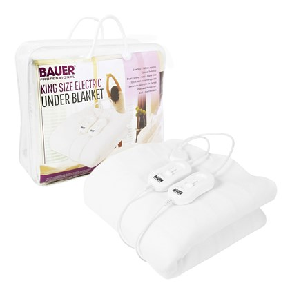 Bauer Electric Under Blanket King - 140x150cm