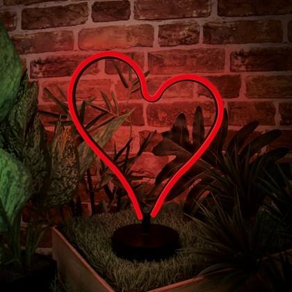 30cm Heart LED Neon Light