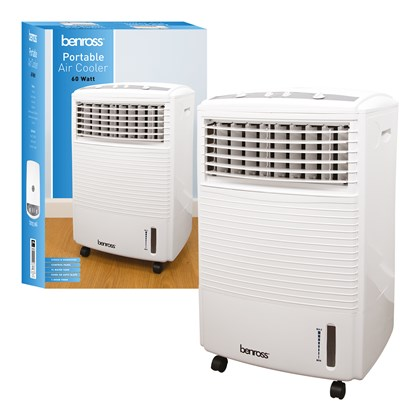 Portable Air Cooler - 60w