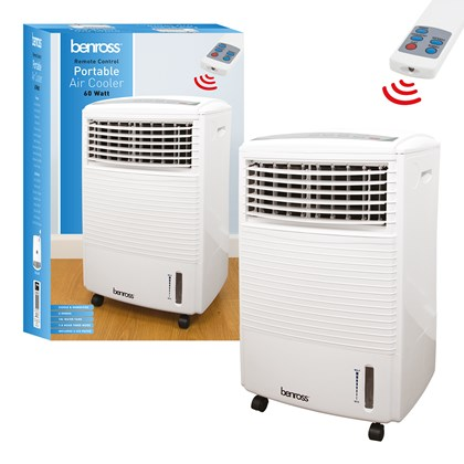 Air Cooler W/Remote Control - 60w