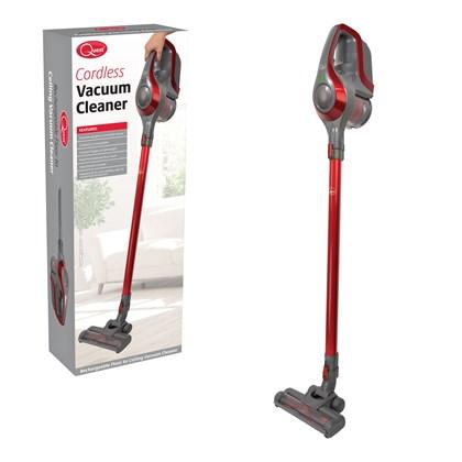Cordless Handheld Vacuum - Red