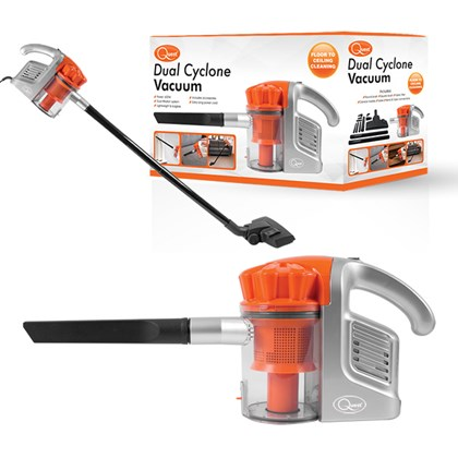 Handheld Dual Cyclone Vacuum Cleaner
