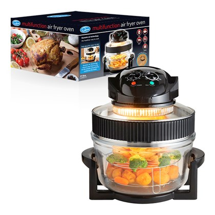 17L Multifunction Airfryer Oven