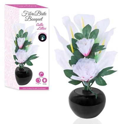 Fibre Optic Flower - Calla Lilies