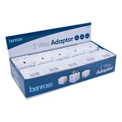 2 Way Adaptor - 13A