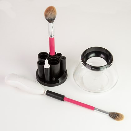 Battery Operated Makeup Brush Cleaner