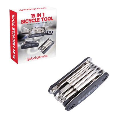 15 in 1 Bicycle Tool