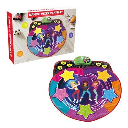 Dance Mixer Playmat