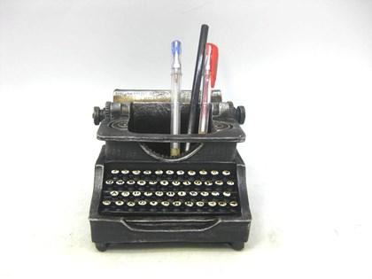 Vintage Typewriter Stationery Holder