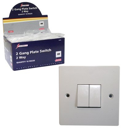 2 Gang 2-Way Switch
