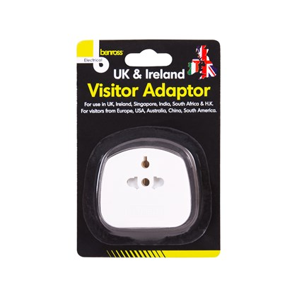 Adaptor Plug UK & Ireland