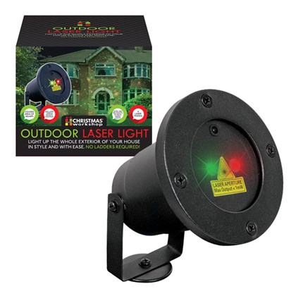Outdoor Laser W/ Timer R/C -4 Modes (as 46820)
