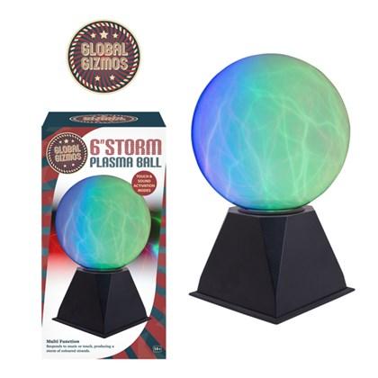 "6"" Lightning Plasma Ball"