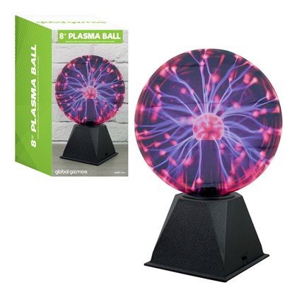 "8"" Magic Plasma Ball"