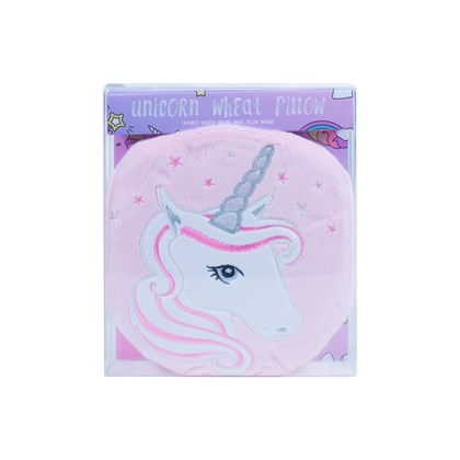 Unicorn Lavender Scented Wheat Pillow