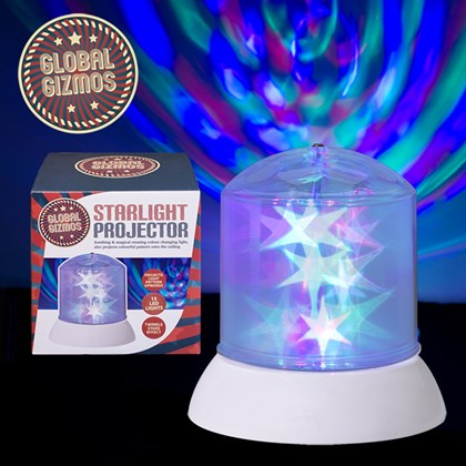 Colour Changing Star Projector Light